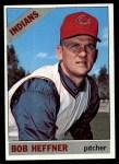 1966 Topps #432 ^COR^ Bob Heffner  Front Thumbnail