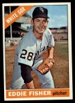 1966 Topps #85  Eddie Fisher  Front Thumbnail