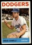 1964 Topps #249  Doug Camilli  Front Thumbnail