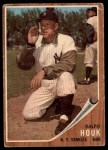 1962 Topps #88  Ralph Houk  Front Thumbnail