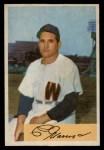 1954 Bowman #200  Connie Marrero  Front Thumbnail