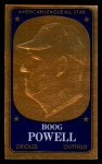 1965 Topps Embossed #29  Boog Powell  Front Thumbnail
