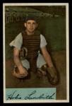 1954 Bowman #220  Hobie Landrith  Front Thumbnail
