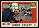 1955 Topps #26  Larry Kelley  Front Thumbnail