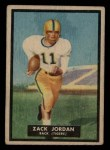 1951 Topps Magic #41  Zack Jordan  Front Thumbnail