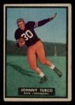 1951 Topps #15  Johnny Turco  Front Thumbnail