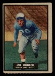 1951 Topps Magic #71  Joe Dudeck  Front Thumbnail