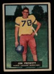 1951 Topps #23  Jim Prewett  Front Thumbnail