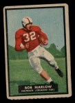 1951 Topps #37  Bobby Marlow  Front Thumbnail