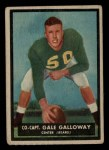 1951 Topps #56  Gale Galloway  Front Thumbnail