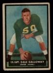 1951 Topps Magic #56  Gale Galloway  Front Thumbnail