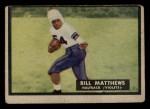 1951 Topps Magic #65  Bill Matthews  Front Thumbnail