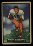 1951 Topps #34  Byron Townsend  Front Thumbnail
