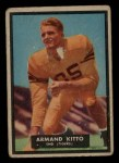 1951 Topps Magic #45  Armand Kitto  Front Thumbnail
