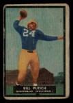 1951 Topps Magic #47  Bill Putich  Front Thumbnail