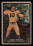 1951 Topps Magic #55  Dale Samuels  Front Thumbnail
