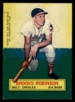1964 Topps Stand Ups  Brooks Robinson  Front Thumbnail