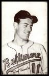 1947 Exhibits  Gus Triandos   Front Thumbnail