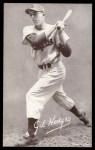 1947 Exhibits LA Gil Hodges   Front Thumbnail