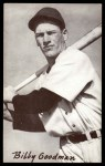 1947 Exhibits BAT Billy Goodman   Front Thumbnail
