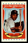 1973 Kellogg's #10  Billy Williams  Front Thumbnail