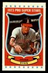 1973 Kelloggs 2D #16  Nolan Ryan  Front Thumbnail