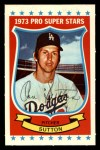 1973 Kellogg's #5  Don Sutton  Front Thumbnail