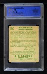1934 Goudey #50  Walter Beck  Back Thumbnail