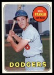 1969 Topps #493 ^YN^ Wes Parker  Front Thumbnail