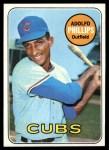 1969 Topps #372  Adolfo Phillips  Front Thumbnail