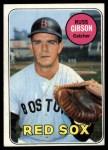 1969 Topps #89  Russ Gibson  Front Thumbnail