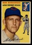 1954 Topps #138  Bob Borkowski  Front Thumbnail