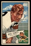 1952 Bowman Large #86  Dub Jones  Front Thumbnail