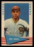 1961 Fleer #72  Eddie Roush  Front Thumbnail