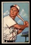 1952 Bowman #157  Jim Delsing  Front Thumbnail