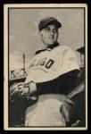 1953 Bowman Black and White #50  Emil  Dutch  Leonard  Front Thumbnail