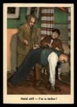 1959 Fleer Three Stooges #12   Hold Still  Front Thumbnail