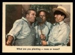 1959 Fleer Three Stooges #69   What are You Planting  Front Thumbnail