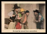 1959 Fleer Three Stooges #81   He Must Be Around Here  Front Thumbnail