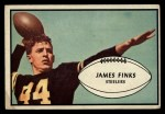 1953 Bowman #23  James Finks  Front Thumbnail