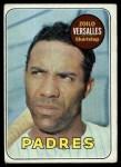 1969 Topps #38  Zoilo Versalles  Front Thumbnail