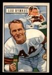 1951 Bowman #38  Lou Rymkus  Front Thumbnail