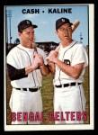 1967 Topps #216   -  Al Kaline / Norm Cash Bengal Belters Front Thumbnail