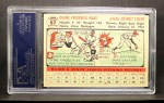 1956 Topps #57  Duke Maas  Back Thumbnail