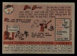 1958 Topps #60 ^WN^ Del Ennis  Back Thumbnail