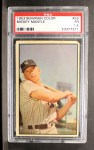 1953 Bowman #59  Mickey Mantle  Front Thumbnail