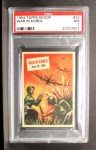 1954 Topps Scoop #23   War In Korea  Front Thumbnail