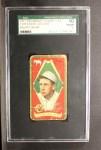 1911 T205 WHT Eddie Collins    Front Thumbnail