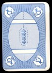 1971 Topps Game #37  Johnny Unitas  Back Thumbnail