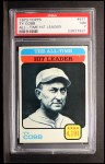1973 Topps #471   -  Ty Cobb All-Time Hit Leader Front Thumbnail